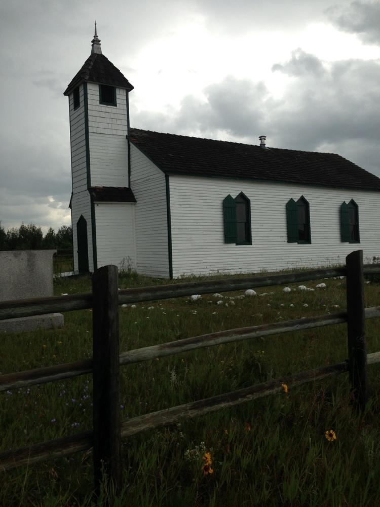 Historic Calgary Week:  McDougall Church (1/6)