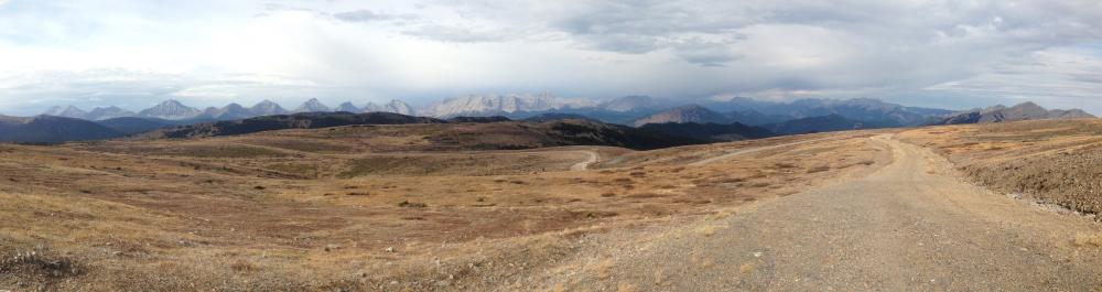 Plateau Mountain (2/3)
